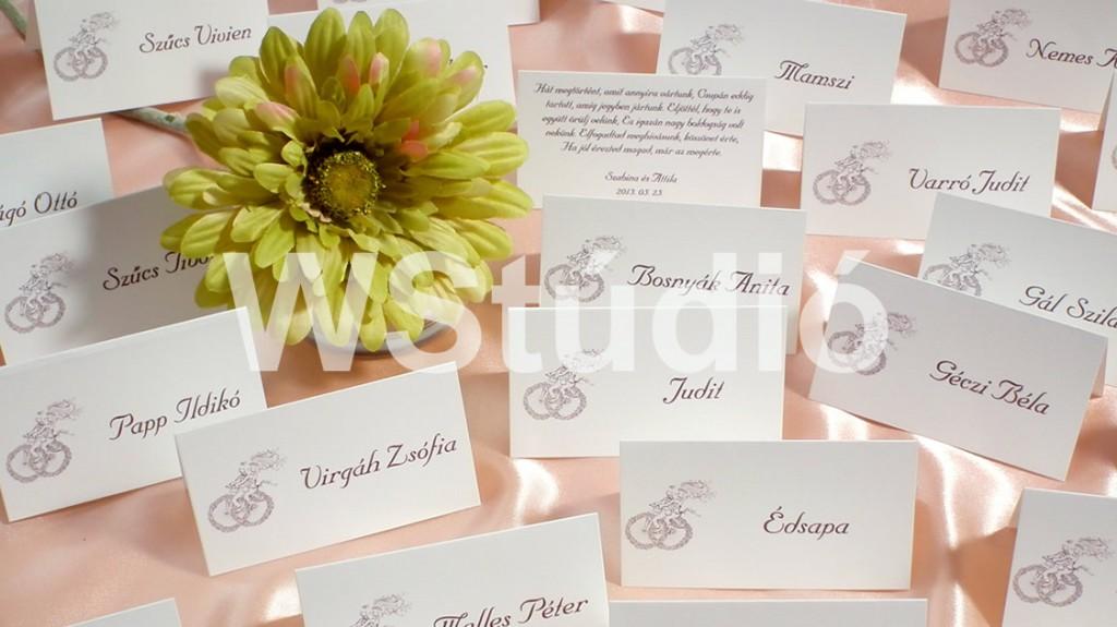 Biciklis esküvő