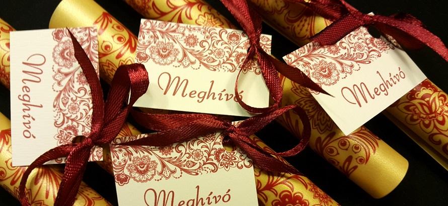 Webalbum Esküvői Meghívó Készítés